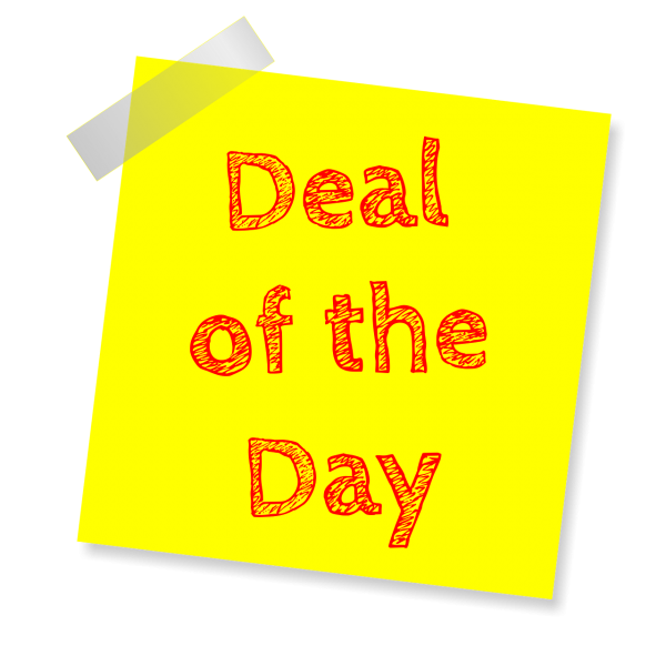 deal of the day, deal, sale